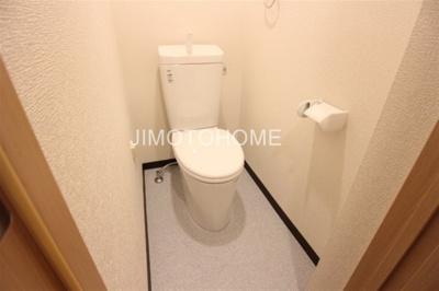 綺麗なトイレで清潔に