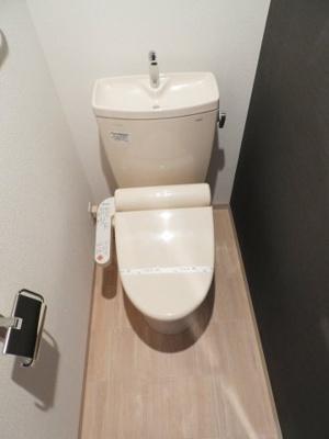【トイレ】スワンズシティ難波ノーブル