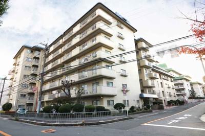 【外観】桃山台レックスマンション