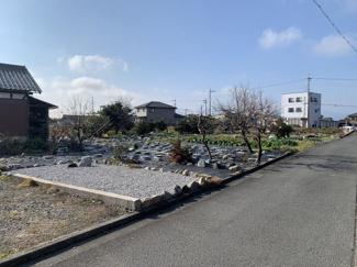 【外観】藁園147坪土地
