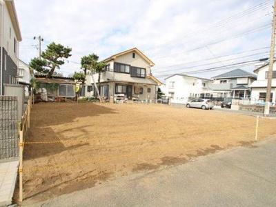 【外観】藤沢市鵠沼海岸4丁目売地 A区画