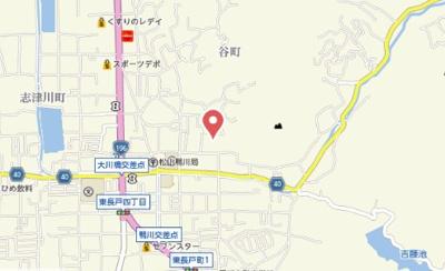 【地図】エトワール吉藤