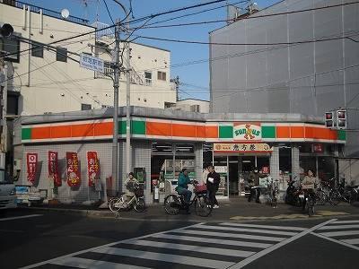 サンクス堺初芝駅前店 362m