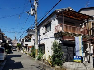 【外観】堺市中区深井北町 リフォーム済み中古戸建