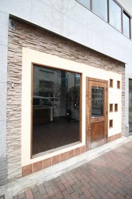 【玄関】グランディア王子2番館
