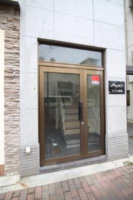 【エントランス】グランディア王子2番館