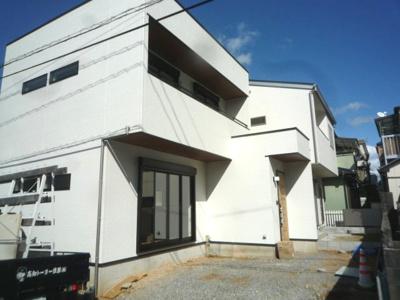 【外観】高知市福井東町新築戸建て