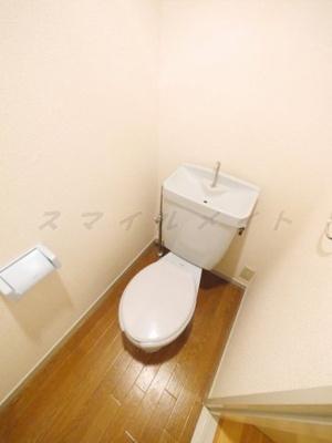 【トイレ】ウィンベルコート・当社では仲介手数料無料キャンペーン中