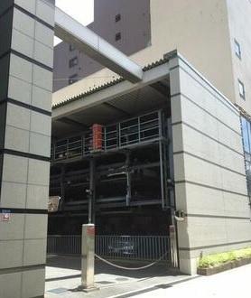 【駐車場】ロイヤルタワー大阪谷町