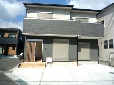 【外観】高知市朝倉丙(米田)新築戸建て