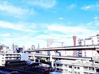 【展望】神戸ハーバータワー