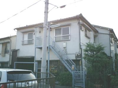【外観】八巻アパート