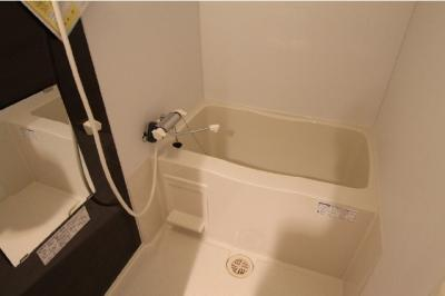 コンフォート110のお風呂で日々の疲れを落としましょう
