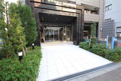【エントランス】アーバネックス大阪城WEST
