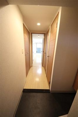 【玄関】アーバネックス大阪城WEST