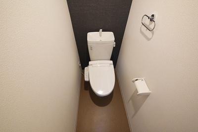 【トイレ】ジーメゾン法蓮町