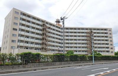 所沢ハイコーポマンションの外観