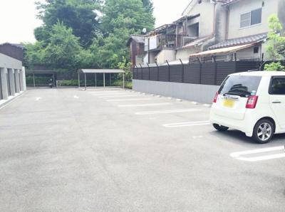 【駐車場】DAIWA RESIDENCE FUDANOTSUJI