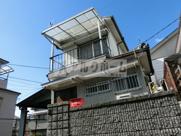 田辺2丁目3DK貸家の画像