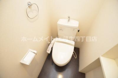 【トイレ】プロシード大阪EASTアクア・ラ・フォンテ