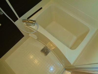 【浴室】パークサイド南田辺