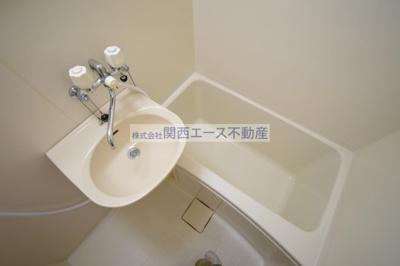 【浴室】レオパレスヴィラⅡ