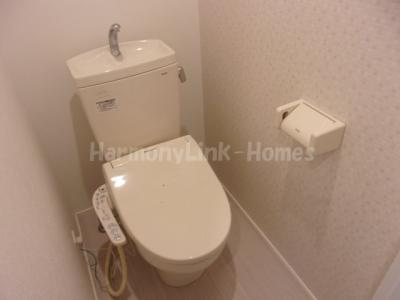 AVAND神楽坂のトイレ☆