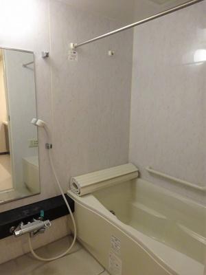 【浴室】D'グラフォート盛岡駅前タワーズリバティ