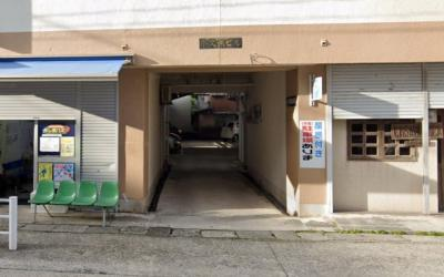 【外観】小久保ビル駐車場