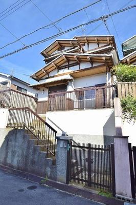 【外観】伏山3丁目貸家