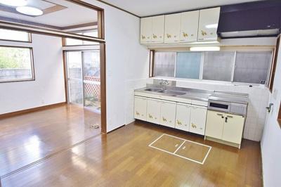 【居間・リビング】伏山3丁目貸家
