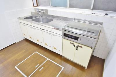 【キッチン】伏山3丁目貸家