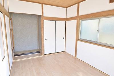 【寝室】伏山3丁目貸家