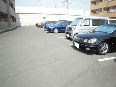 【駐車場】プラムガーデンSin・