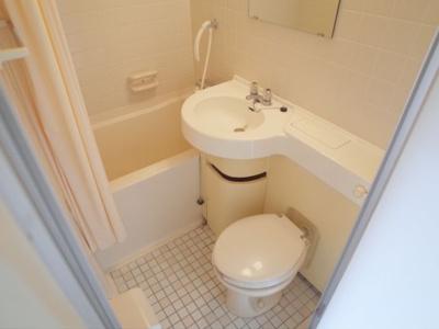 【浴室】リモージュ岡本