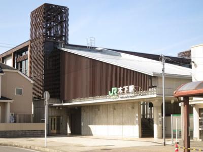 【周辺】印西市木下駅1分 近隣商業地域 貸倉庫(一棟)