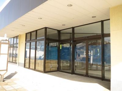 【エントランス】印西市木下駅1分 近隣商業地域 貸倉庫(一棟)