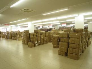 【外観】印西市木下駅1分 近隣商業地域 貸倉庫(一棟)