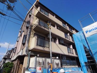 【外観】トモエハイツ5号館