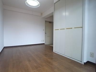 【居間・リビング】トモエハイツ5号館
