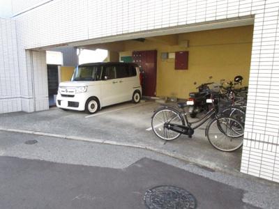 【駐車場】ミーシグマンション咲くら