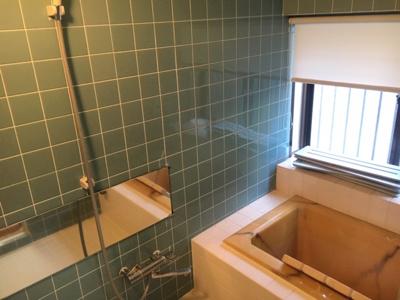 【浴室】甲府市塩部戸建住宅