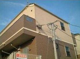 閑静な住宅地に立地のアパートです。