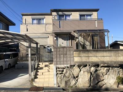 【外観】神戸市西区秋葉台中古戸建