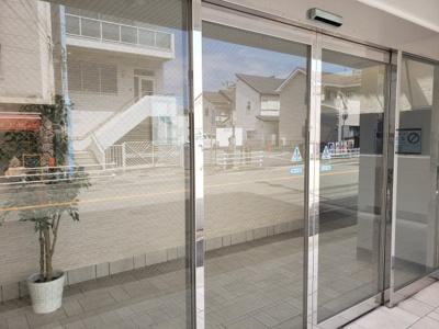 自動ドア☆神戸市垂水区 ときわ霞ヶ丘レクラン 賃貸☆