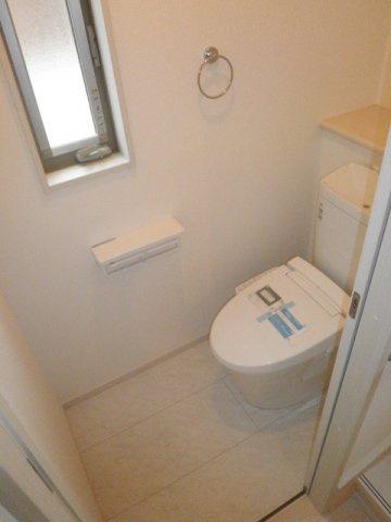 1階用のトイレも気になるポイント!