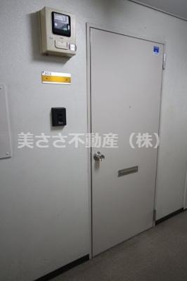 【玄関】メゾン・ド・ノア明神町