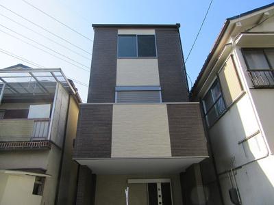 【外観】八尾市曙町3丁目新築一戸建
