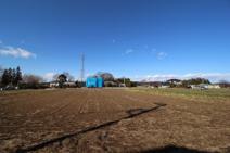 坂戸市長岡 建築条件なし売地 「坂戸駅」4.6㎞ 敷地90坪の画像
