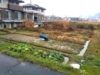 【区画図】54539 岐阜市粟野西土地
